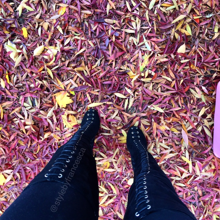 First Autumn Blogpost