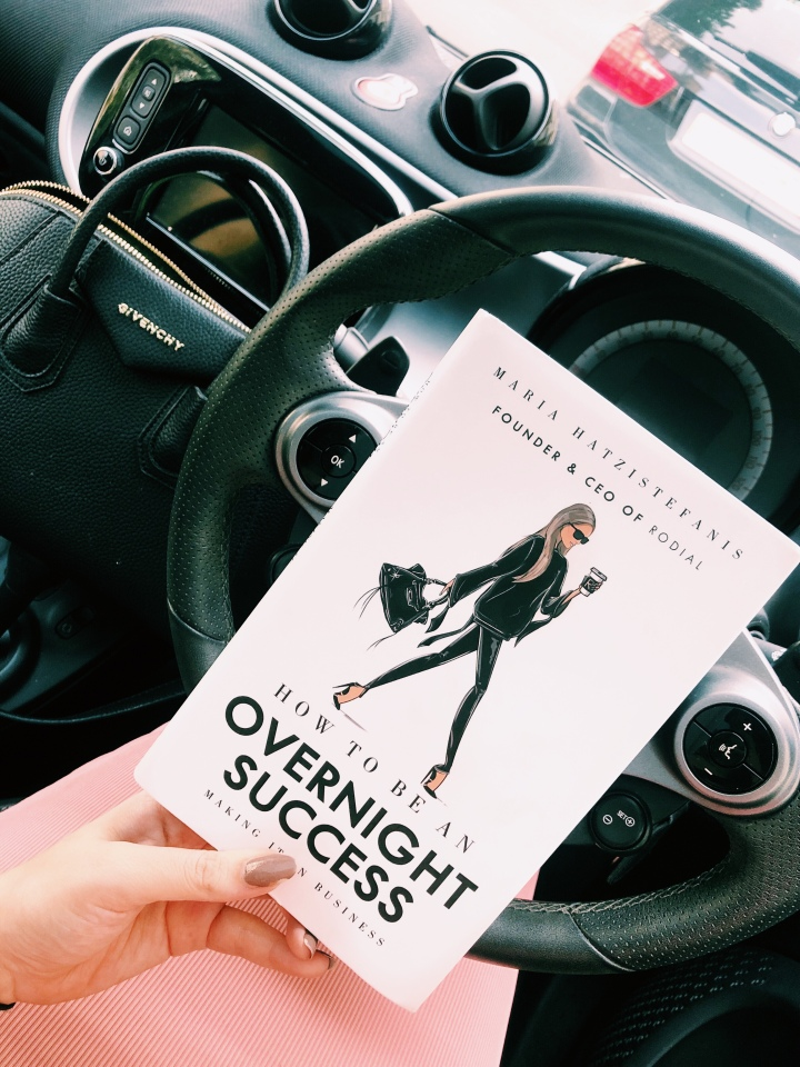 Book review: How to be an Overnightsuccess